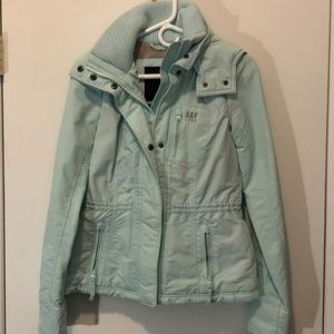 Abercrombie & Fitch Hooded Technical Jacket